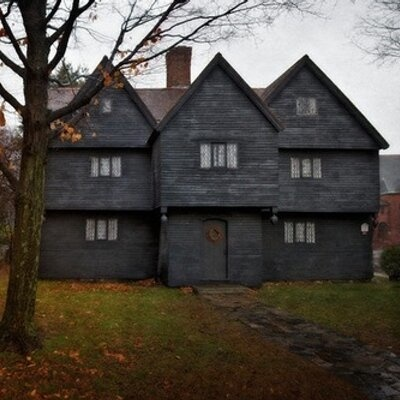 Witch House - Destination Salem