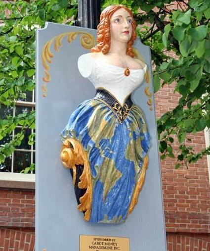 Lady of Salem Public Art