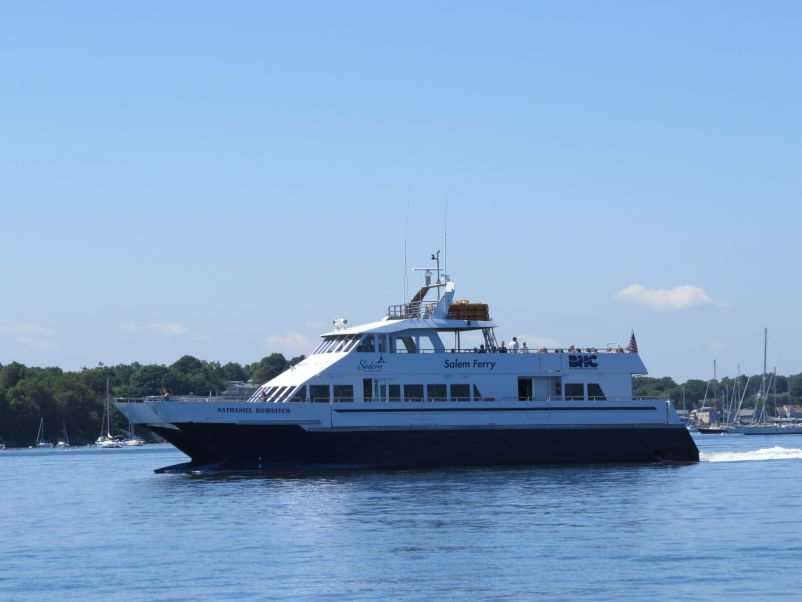 Salem Ferry, Salem, MA, Kate Fox