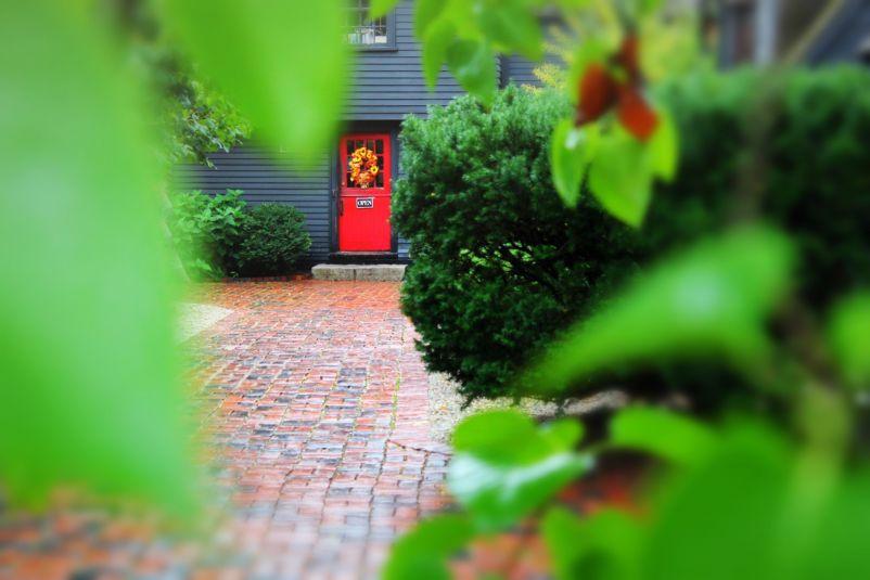 Retire Beckett House Salem MA