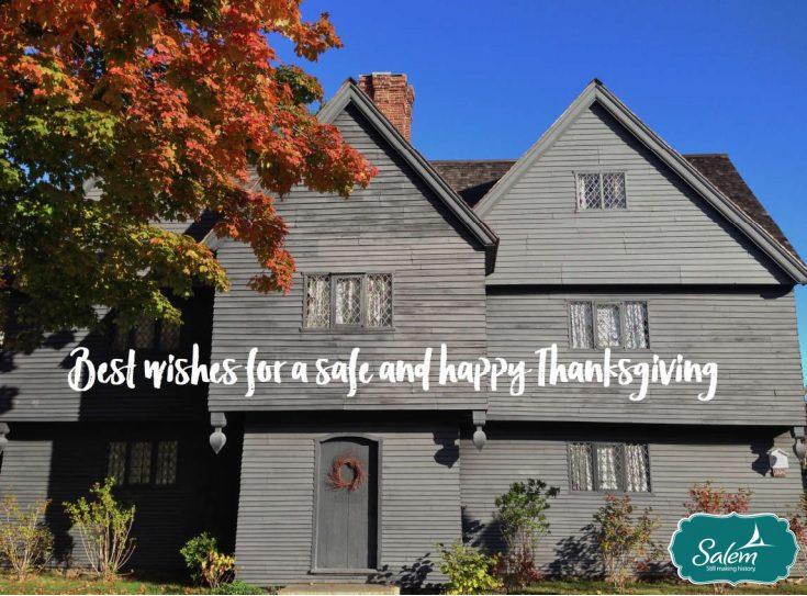 Salem MA Witch House