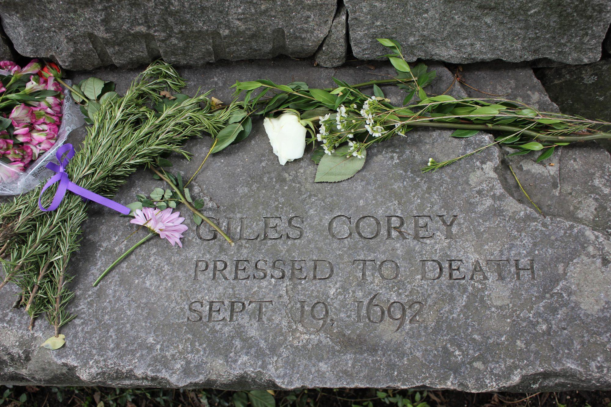 Cemetery History Salem MA