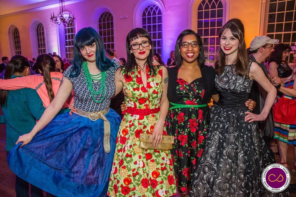 Salem Arts Festival Fashion Show Fundraiser
