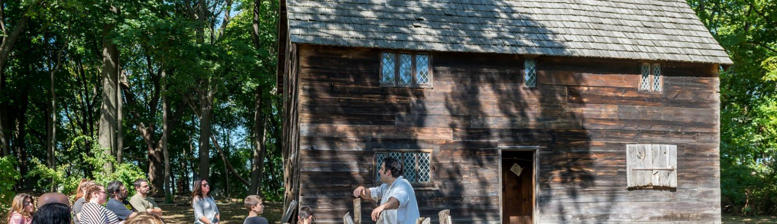 17th Century Catmint Remedies at Pioneer Village