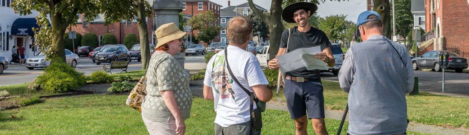 Salem and the Sea event with Historic Salem