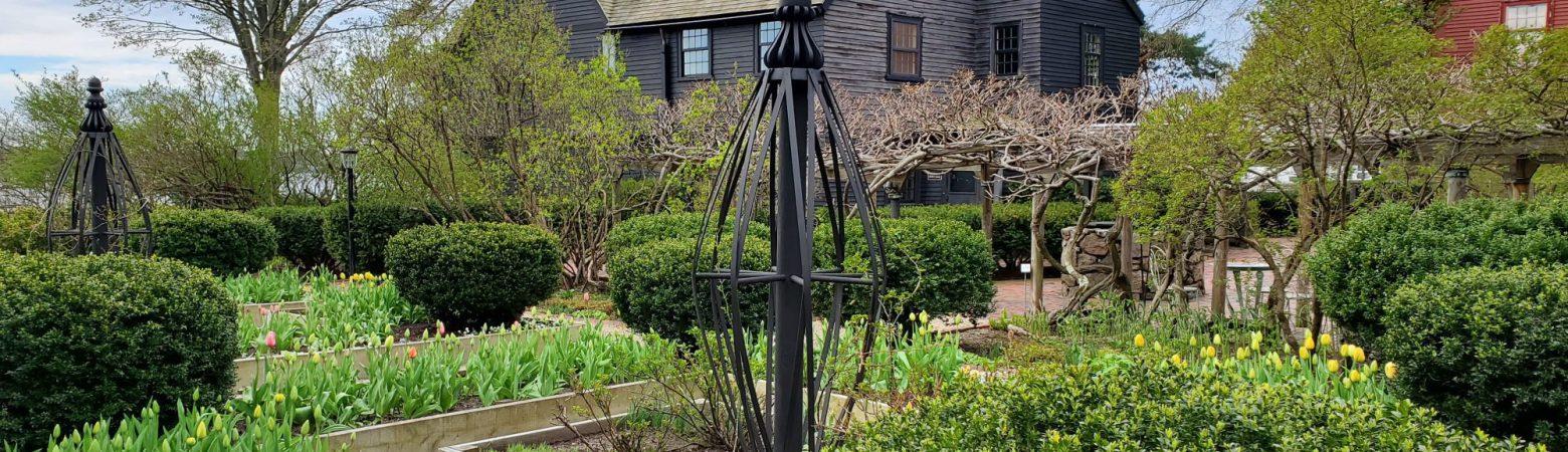 House of Seven Gables Gardens
