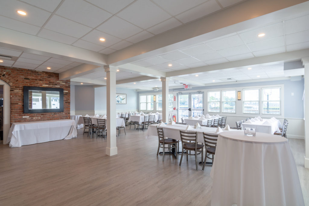 Finz Seafood & Grill Wedding Function Space