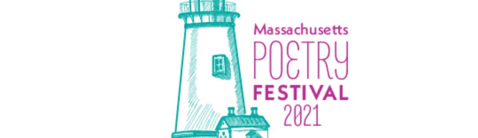 Massachusetts Poetry Festival 2021 logo