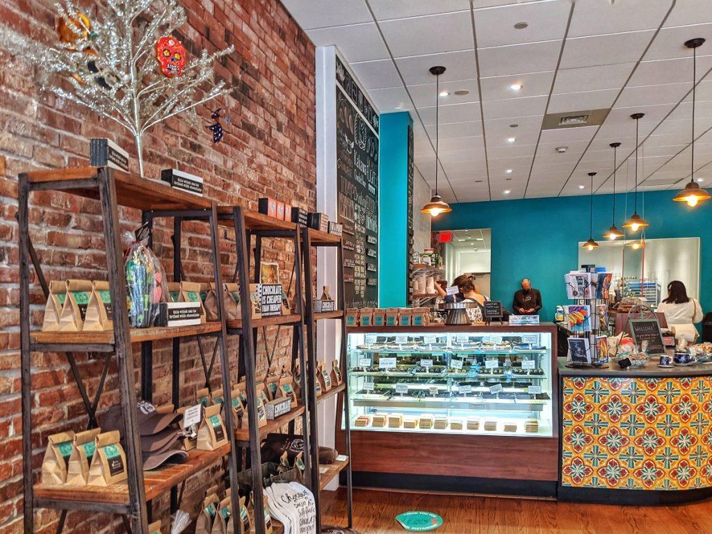 Kakawa Chocolate House, Salem Sweets and Treats