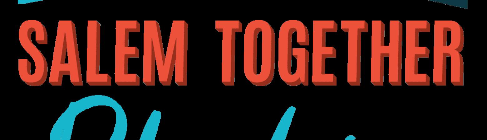 Salem Together Pledge graphic logo