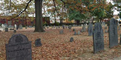 Salem MA Burying Point