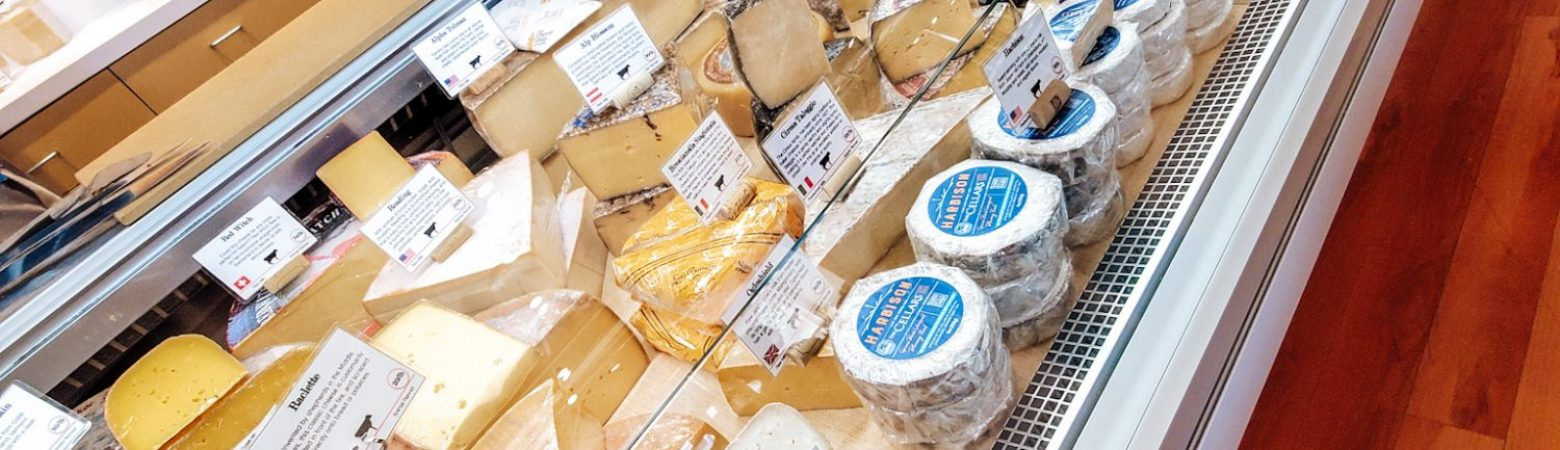 The Cheese Shop in Salem, Massachusetts