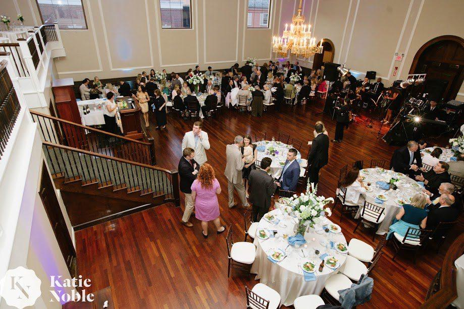 Colonial Hall at Rockafellas Weddings