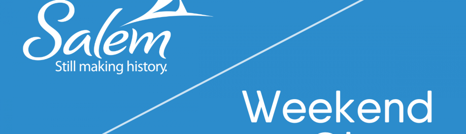 Salem Weekend at a Glance logo