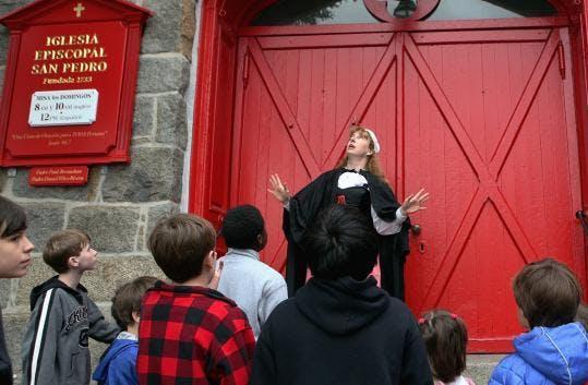 Salem Kids Tours