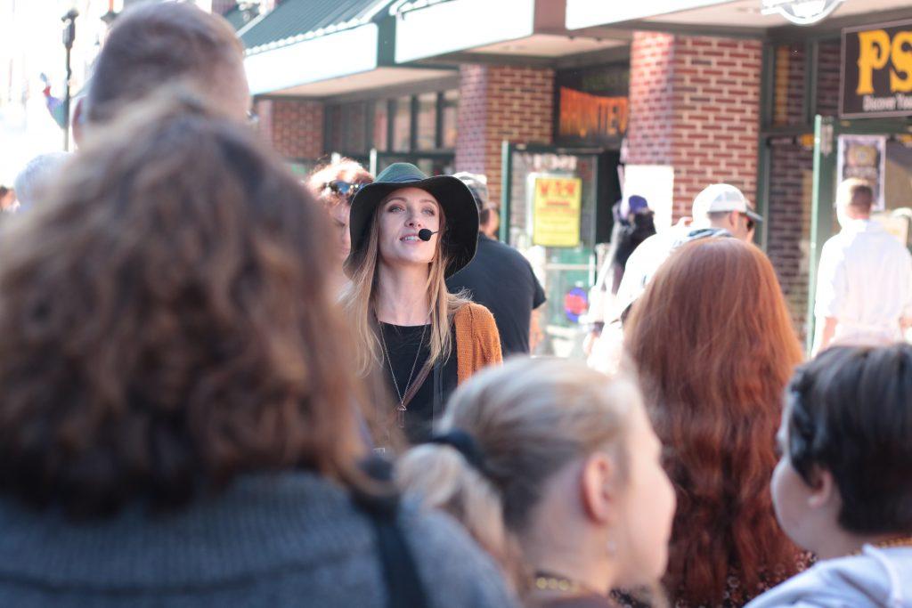 Sarah Black, Bewitched After Dark Walking Tours