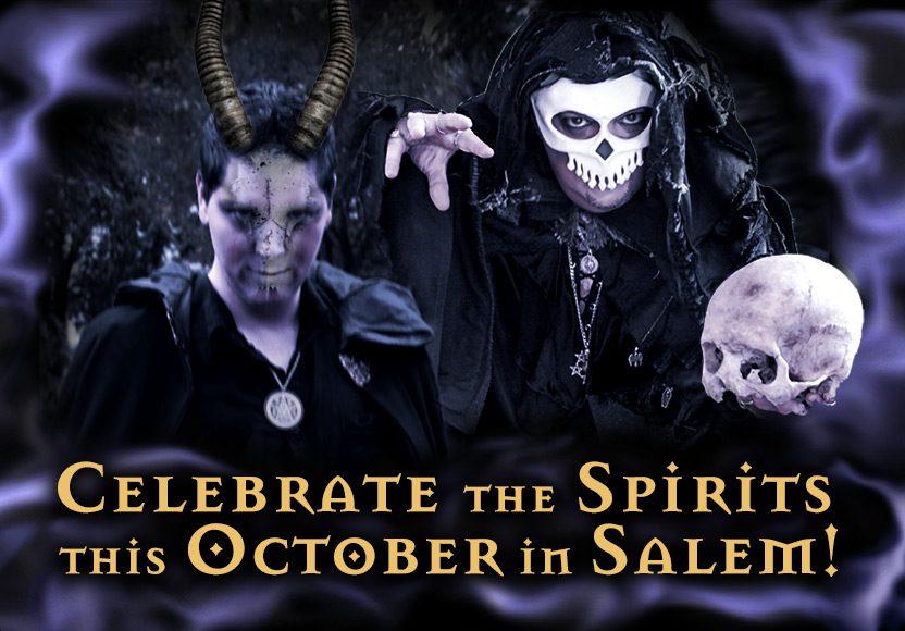 Celebrate the Spirits advertisement