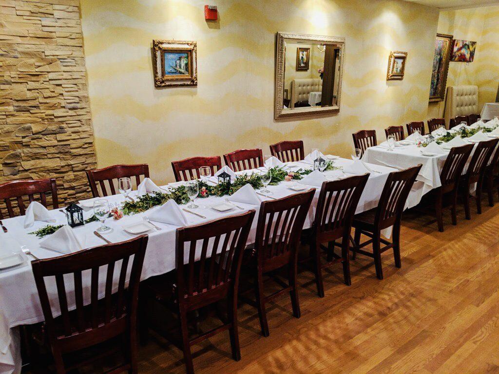 Adriatic Restaurant Function Space