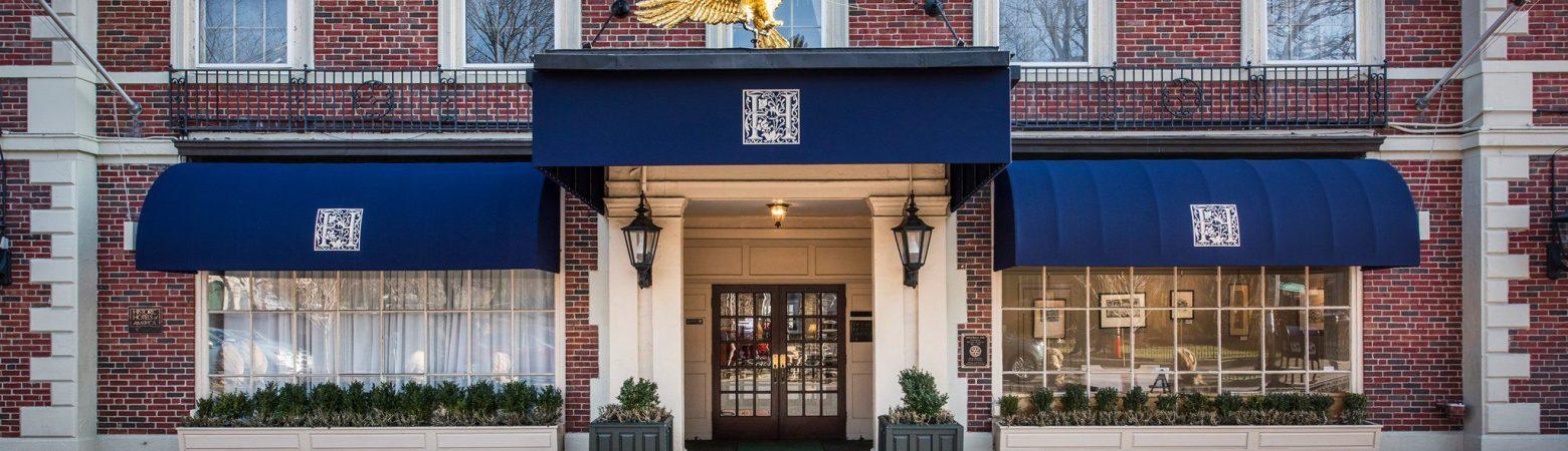 Hawthorne Hotel Salem Massachusetts